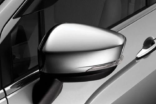 Mitsubishi Xpander Drivers Side Mirror Front Angle