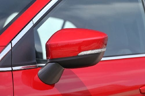 Mitsubishi Eclipse Cross Drivers Side Mirror Front Angle