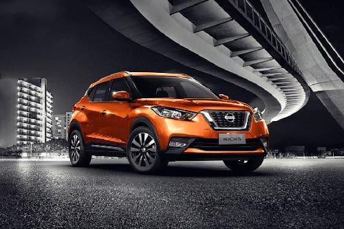 Tampak Depan Bawah Nissan Kicks 2020