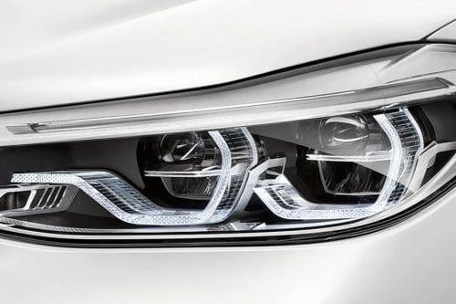 Lampu depan 6 Series GT