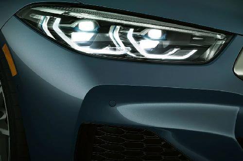 Lampu depan 8 Series Coupe