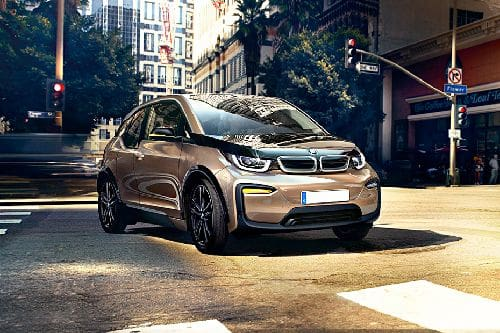 i3S Front angle low view