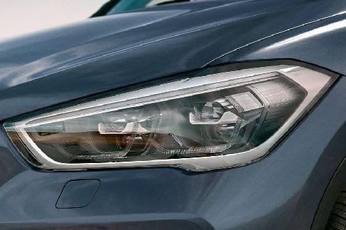 Lampu depan X1