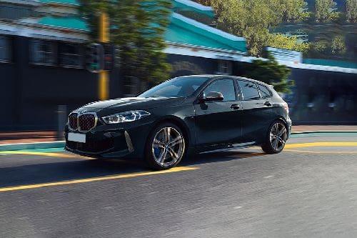 Tampak Depan Bawah BMW M1