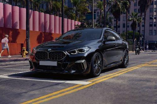 Tampak Depan Bawah BMW M2 Gran Coupe