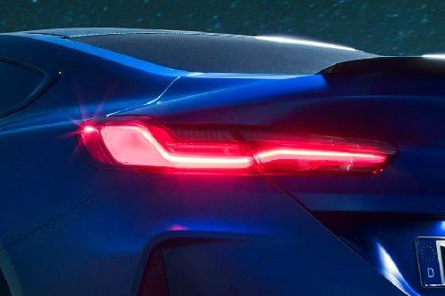 lampu belakang M8 Coupe