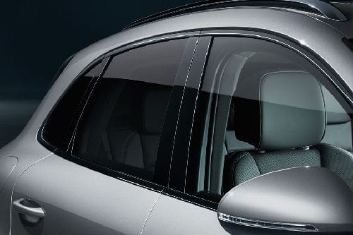 Porsche Macan Drivers Side Mirror Front Angle