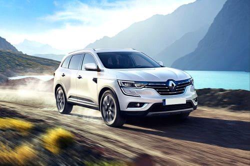 Tampak Depan Bawah Renault Koleos
