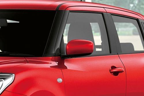 Suzuki Swift 2021 Drivers Side Mirror Front Angle