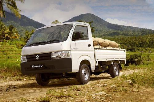 Suzuki Carry Front Side View
