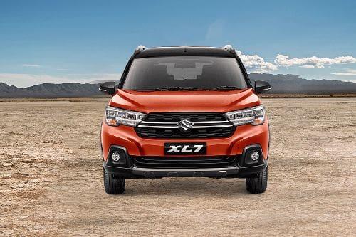 Tampak Depan Suzuki XL7