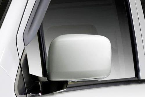 Suzuki Karimun Wagon R Drivers Side Mirror Front Angle