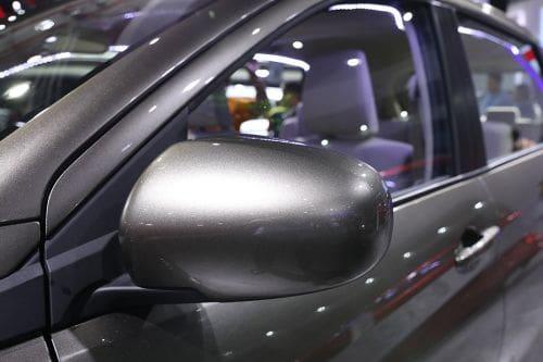Suzuki Ertiga Drivers Side Mirror Front Angle