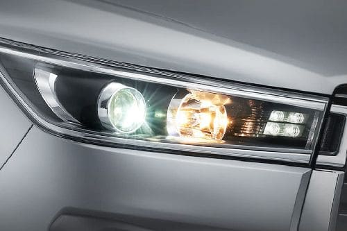 Kijang Innova Headlight