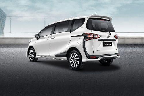 Gambar Toyota Sienta 2020 - Lihat Foto Interior & Eksterior | Oto