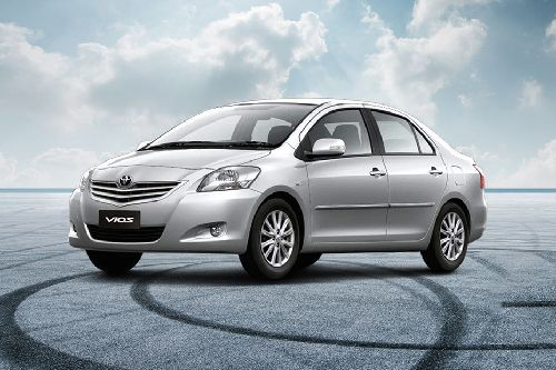 Second Hand Toyota Vios
