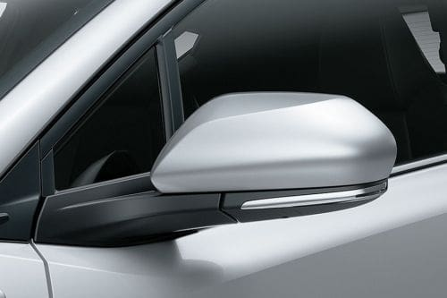 Toyota CHR Drivers Side Mirror Front Angle