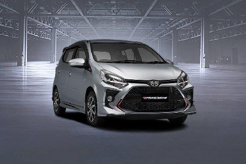 Toyota Agya 2021 Harga Otr Promo Februari Spesifikasi Review