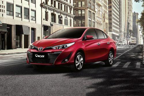 Toyota Vios E MT