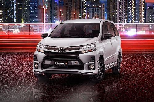 Tampak Depan Bawah Toyota Avanza Veloz