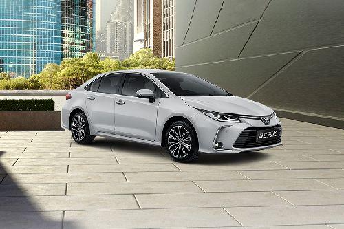 Toyota Corolla Altis G AT
