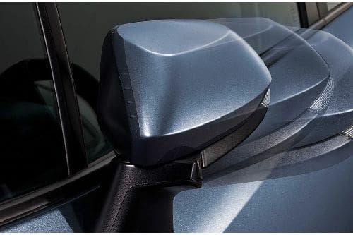 Toyota Corolla Altis Drivers Side Mirror Front Angle