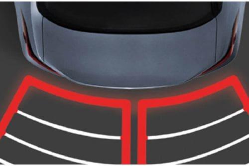 Toyota Corolla Altis Reverse Parking Sensors