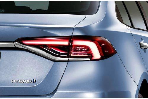 lampu belakang Corolla Altis