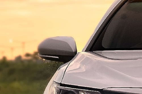 Toyota Camry Drivers Side Mirror Front Angle