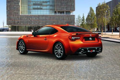 Toyota 86 2021 Harga Otr Promo Februari Spesifikasi Review