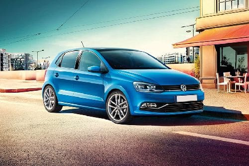 Polo Front angle low view