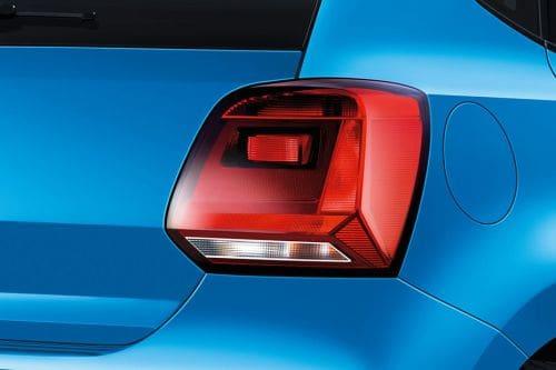 lampu belakang Polo