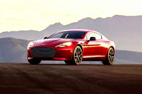 Aston Martin Rapide S Luxury