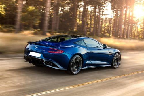 Aston Martin Vanquish 2021 Images Check Interior Exterior Photos Oto