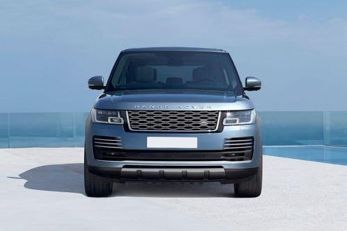 Tampak Depan Land Rover Range Rover