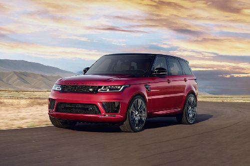 Land Rover Range Rover Sport bekas