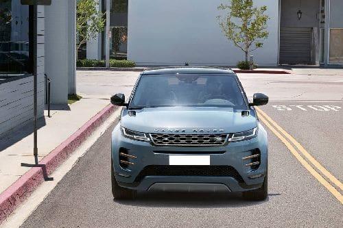 Tampak Depan Land Rover Range Rover Evoque
