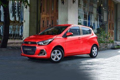 Chevrolet Spark 2017 2018 1 4l Ltz Cvt Price Review And Specs For August 2020
