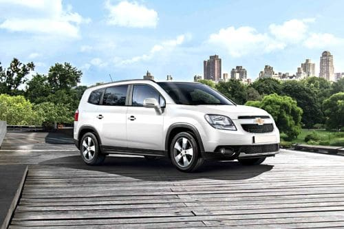 Chevrolet Orlando Price Promo September Spec Reviews