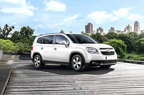 Chevrolet Orlando Bekas