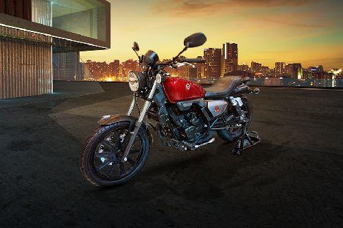 Benelli Motobi 200 Evo Standard