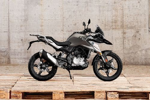 BMW G 310 GS Right Side Viewfull Image