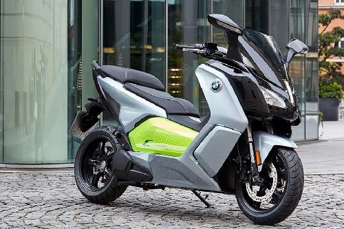 BMW C Evolution Standard