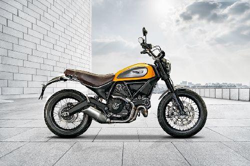 Ducati Scrambler Classic Standard