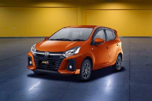 Daihatsu Ayla 2020