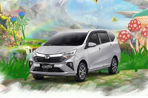 Gambar Daihatsu Sigra 2020 - Lihat Foto Interior & Eksterior | Oto