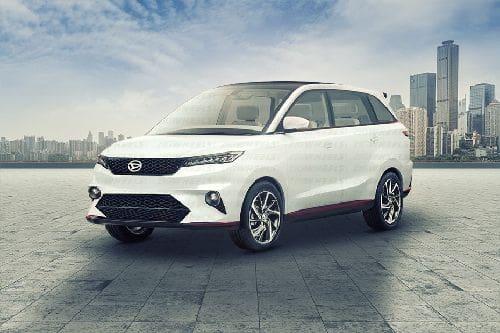 Daihatsu Xenia 2022