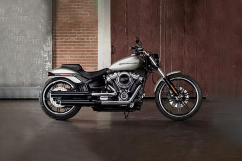 Harley Davidson Breakout Right Side Viewfull Image