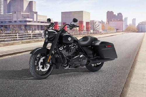 Harley Davidson Road King Special Slant Front View Full Image