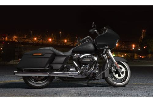 Harley Davidson Road Glide Right Side Viewfull Image